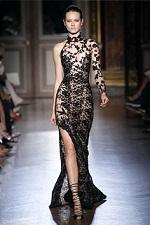 vestidos con aperturas laterales