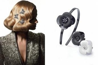 accesorios y peinados de moda