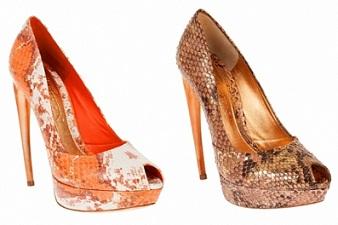 zapatos de colores 2012