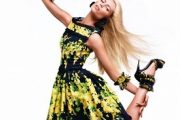 Vestidos moda primavera/verano 2012
