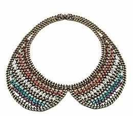 collares brillantes