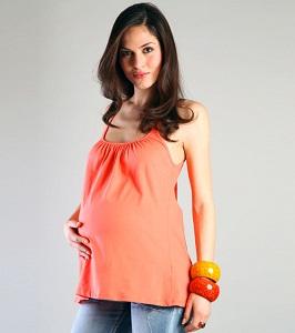 blusas sueltas embarazadas