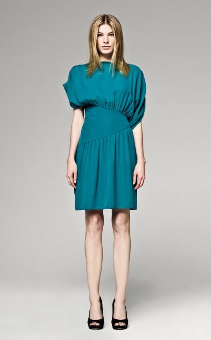 vestidos casuales de colores