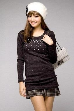 ropa moderna para el otoño