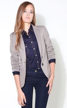 casacas modernas