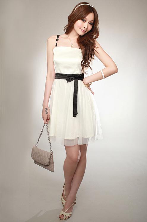 Vestidos blancos para niрів±a de 6 aрів±os