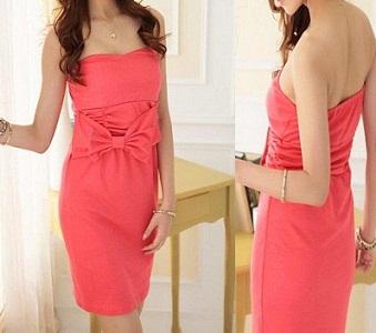 vestidos color pastel