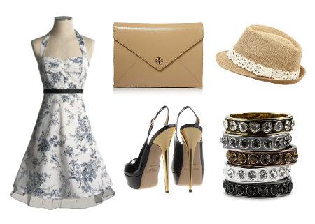 vestidos para el día