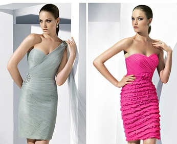 vestidos elegantes largos de moda
