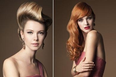 peinados vanguardistas