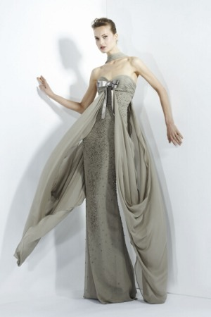 vestidos largos esponjosos