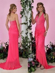 vestidos lisos