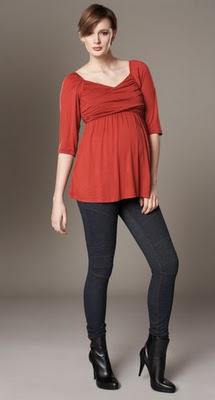 moda informal embarazadas