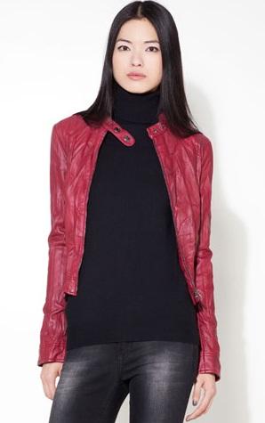 chaquetas a la moda 2012