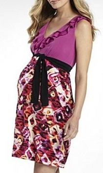 vestidos frescos para embarazadas