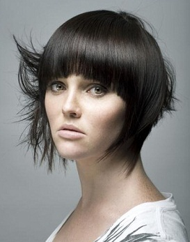 corte de cabello mujer