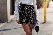 Minifaldas de moda 2012