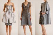 Vestidos cortos de lujo 2012
