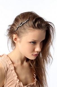 ganchos para el cabello