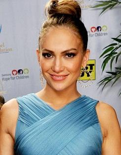 peinados gala 2012