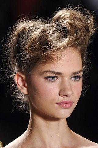 peinados recogidos de moda