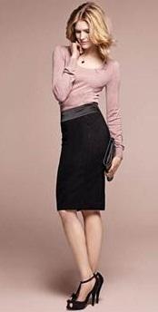 ropa color negro modernos