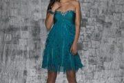 Vestidos largos y sexys de fiesta 2012