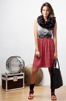 ropa moderna invierno