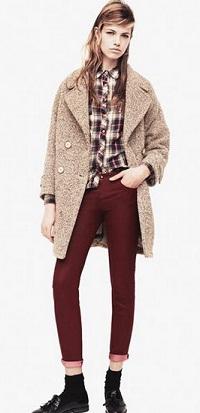 casacas de moda 2012