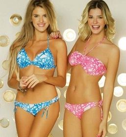 bikinis de moda 2012