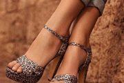 Zapatos de fiesta elegante 2012