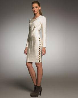 vestidos apretados de moda