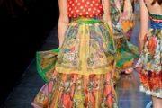 Vestidos coloridos de fiesta 2012