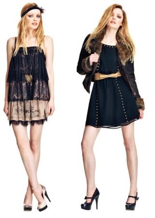 vestidos de invierno
