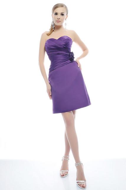 Vestidos cortos para damas de honor | Moda, vestidos de boda ...