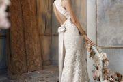 Vestidos espectaculares para novias 2012