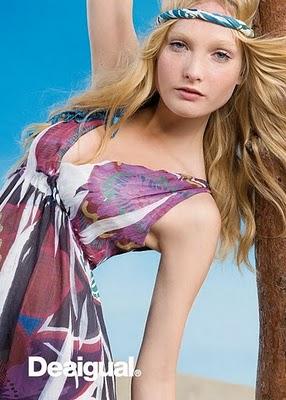ropa colorida de verano