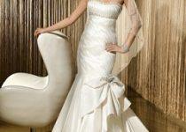 vestidos sensuales de novia