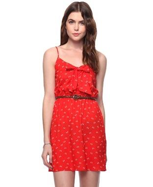 vestidos con estampados florales