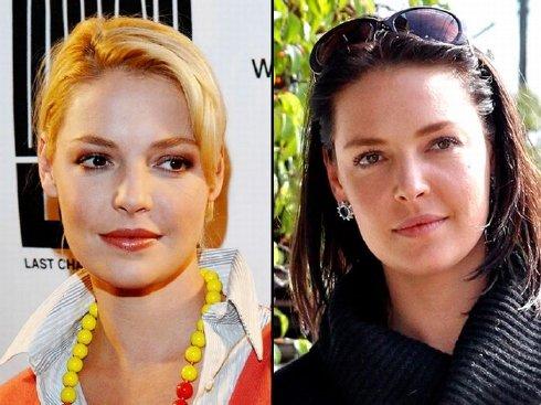 celebridades peinados