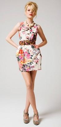vestidos sencillos de moda