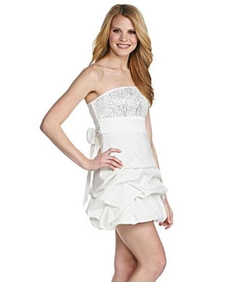 vestidos de modelos juveniles