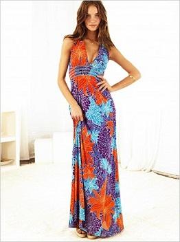 vestidos largos de moda