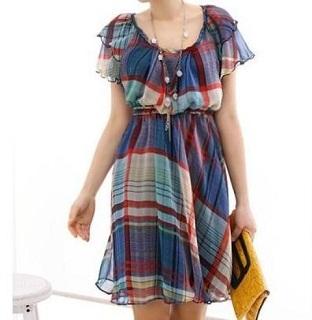 vestidos sencillos y frescos