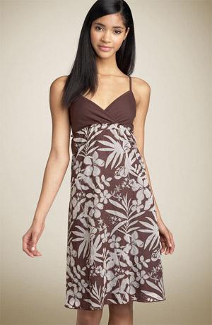 vestidos modernos para el día