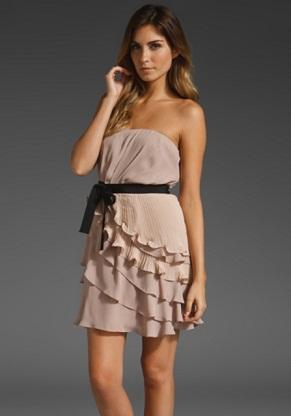 vestidos elasticados
