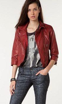 modelos de casacas 2012