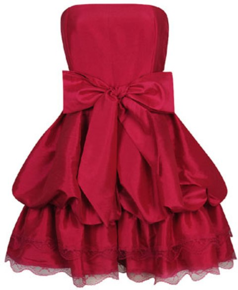 vestidos cortos formales