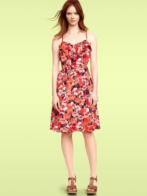 Vestidos de verano sencillos cortos