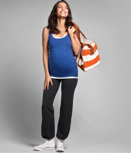 blusas deportivas para embarazadas